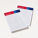 Enterprise 5 x 7 Notepad - 5 Pack