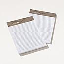U.S. Trust 5 x 7 Notepad - 5 Pack