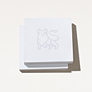 Bull Sticky Notes - 5 Pack