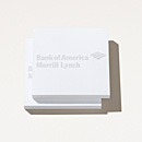 Bank of America Merrill Lynch Sticky Notes - 5 Pack