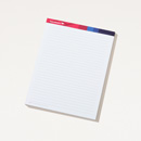 Enterprise 8.5 x 11 Notepad - 5 Pack