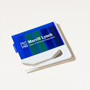 Merrill Lynch Flags and Letter Opener