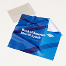 Bank of America Merrill Lynch Microfiber Cleaning Cloth