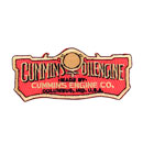 Cummins Patch - Oil Engine (Small) (CI0031)