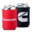 Split Color Can Cooler