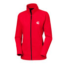 Ladies' Zippered Microfleece
