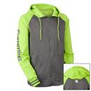 Varsity Full-Zip Fleece Hoodie