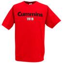 Cummins Red 1919 T-shirt