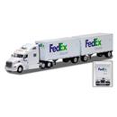 FedEx Ground Double Pup Trailer