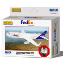 Best-Lock® FedEx Express 777 Construction Set