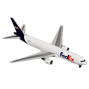 Boeing 767 Die-Cast 1:400