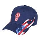 USA Flames Cap