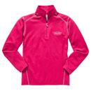 Ladies' Stay-Dry Half-Zip Sweatshirt
