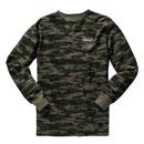 Long-Sleeve Camo Thermal Shirt
