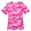 Ladies' Camo T-shirt