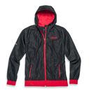 Ladies' Embossed Fleece Jacket