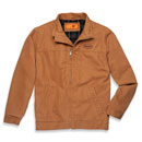 Duck Cloth Flannel Lined Jacket