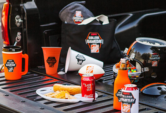 College Gameday Merchandise Available Now!