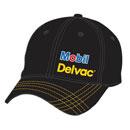 Mobil Delvac™ Contrast stitch cap